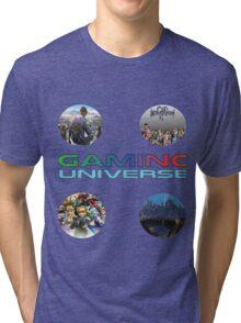 Gaming Universe Tri-blend T-Shirt