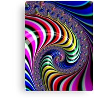 Let's Skip Over to Candy Land Canvas Print