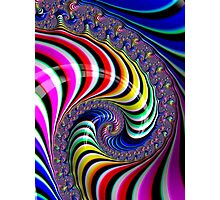 Let's Skip Over to Candy Land Photographic Print