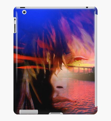 naked eye iPad Case/Skin