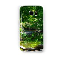 Reflections of his childhood Samsung Galaxy Case/Skin