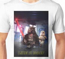 Darth Vader: Like a boss Unisex T-Shirt