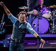 Bruce Springsteen by dlophoto