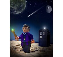 Lego Doctor Who Photographic Print