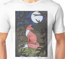 Fox through the Hedge Unisex T-Shirt