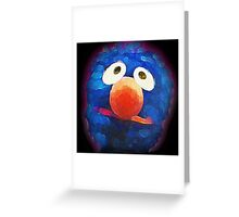 Grover! Greeting Card