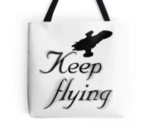 Keep Flying Tote Bag