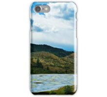 Spotted Lake iPhone Case/Skin