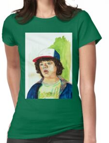 Dustin Womens Fitted T-Shirt