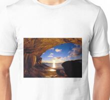 Wave Rock Unisex T-Shirt