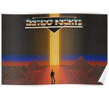 Retro Nights Poster