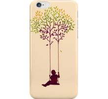 The tree from your childhood iPhone Case/Skin