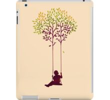 The tree from your childhood iPad Case/Skin