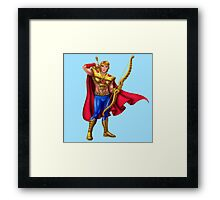Bow - Special friend who helps She-Ra! Framed Print