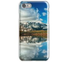 Snowy Mountain Photography iPhone Case/Skin