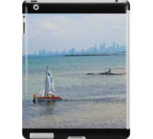 Time to Sail iPad Case/Skin