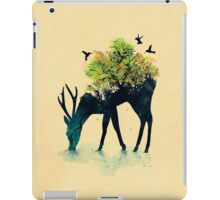 Watering (A life into itself) iPad Case/Skin