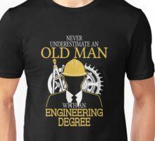 Never Understimate - Engineering T-shirts Unisex T-Shirt
