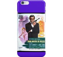 James Bond Classic iPhone Case/Skin