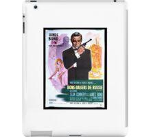 James Bond Classic iPad Case/Skin