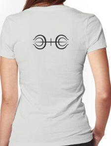 Senju Clan Womens Fitted T-Shirt