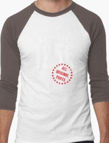 Made In 1956, All Original Parts Men's Baseball ¾ T-Shirt