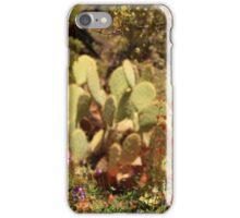 Desert Flowers, Utah iPhone Case/Skin
