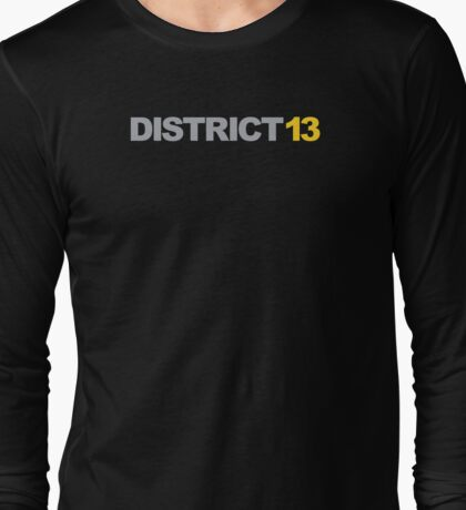 Hunger Games - District 13 Long Sleeve T-Shirt