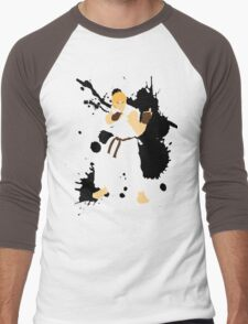 Ken Masters Men's Baseball ¾ T-Shirt