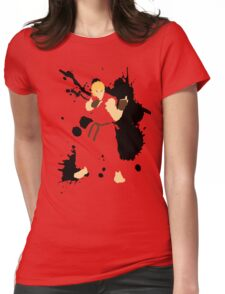 Ken Masters Womens Fitted T-Shirt
