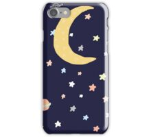 Welcome to space iPhone Case/Skin