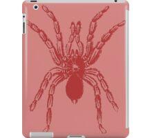 Red Spider iPad Case/Skin