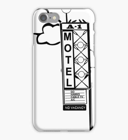 A-1 Motel iPhone Case/Skin
