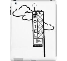 A-1 Motel iPad Case/Skin