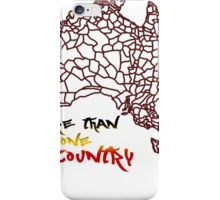 More than One Country iPhone Case/Skin