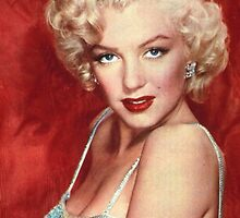 Marilyn Monroe by iamfester