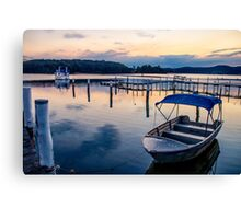 The Inlet Canvas Print