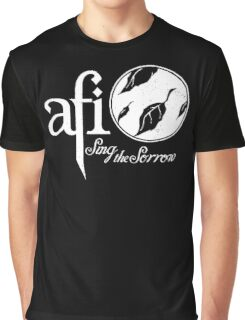 Afi funny Graphic T-Shirt