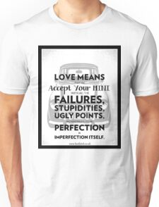 Love Means Unisex T-Shirt