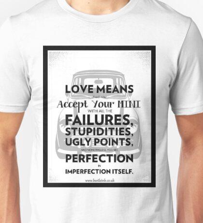 Love Means Unisex T-Shirt
