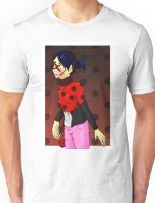 ladybug transformation Unisex T-Shirt