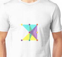 'Symmetrical' Square  Unisex T-Shirt