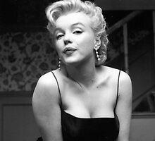 Marilyn Monroe by iamfester