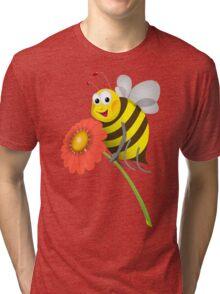 Honey Bee Tri-blend T-Shirt