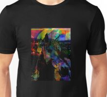 Horse in Sunset Unisex T-Shirt