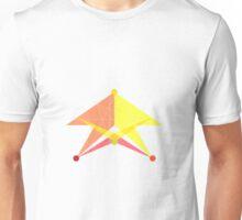 Double Arrow Triangle Unisex T-Shirt