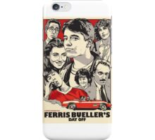 Save Ferris! iPhone Case/Skin