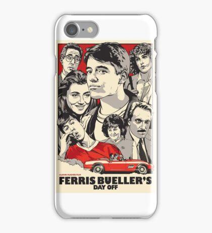Save Ferris! iPhone Case/Skin