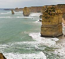 Great Ocean Road, Victoria - Twelve Apostles by TonyCrehan