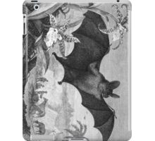 Vampire Bats  iPad Case/Skin